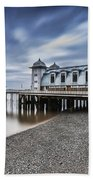 Penarth Pier 1 Beach Towel