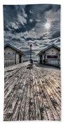 Penarth Pier 2 Beach Towel