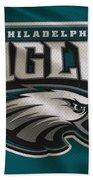 Philadelphia Eagles Uniform Beach Towel