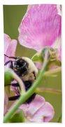 Pollination Nation II Beach Towel
