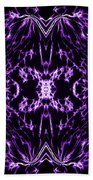 Purple Series 2 Beach Towel
