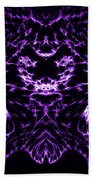 Purple Series 8 Beach Sheet