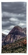 Red Rock Canyon - Las Vegas Nevada Beach Towel