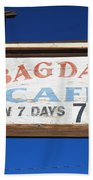 Route 66 - Bagdad Cafe Beach Towel