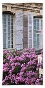 Saint Remy Windows Beach Towel