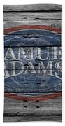 Samuel Adams Beach Towel