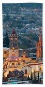 San Miguel De Allende, Mexico Beach Towel