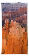 Sandstone Hoodoos Bryce Canyon  Beach Towel