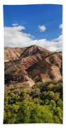 Santa Ynez Valley Beach Towel