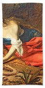 Seghers' The Repentant Magdalen Beach Towel
