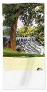 Silver Lake Mill -summer Beach Towel