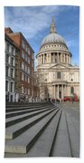 St Pauls Cathedral Beach Towel