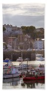 St Peter Port - Guernsey Beach Towel