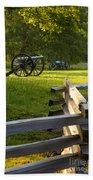 Stones River Battlefield Beach Towel