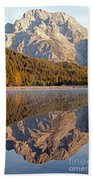 String Lake Grand Teton National Park Beach Towel