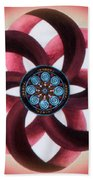 Synergy Mandala 3 Beach Towel