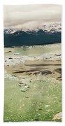 Tatshenshini River Beach Towel