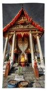 Thai Temple Beach Sheet