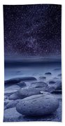 The Cosmos Beach Towel