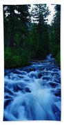 The Paradise River Beach Towel