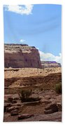 The View Hotel - Monument Valley - Arizona Beach Towel