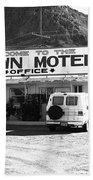 Tonopah Nevada - Clown Motel Beach Towel