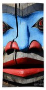 Totem 3 Beach Towel