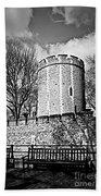 Tower Of London Beach Sheet