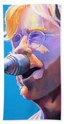 Trey Anastasio Beach Towel
