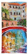 Venice Magic Beach Towel