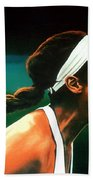 Venus Williams Beach Towel