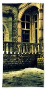 Viceregal Lodge Shimla Beach Towel