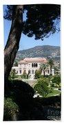 Villa Ephrussi De Rothschild Beach Towel
