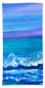 Wave Beach Towel
