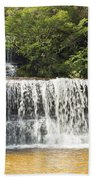 Wentworth Falls Blue Mountains Beach Towel