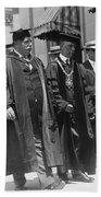 William Howard Taft (1857-1930) Beach Sheet