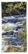 Yellowstone River Beach Towel