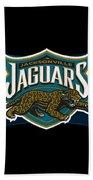 Jacksonville Jaguars Beach Towel