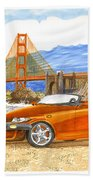 2002 Plymouth Prowler Beach Towel