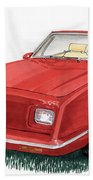 2006 Studebaker Avanti Beach Towel
