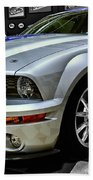 2008 Ford Mustang Shelby Beach Towel