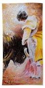 2010 Toro Acrylics 03 Beach Towel