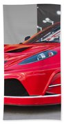 2012 Ferrari F-430 Beach Towel