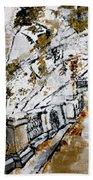 2013 007 Road To The Arlington Memorial Bridge Beach Towel