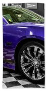2013 Dodge Charger Beach Towel