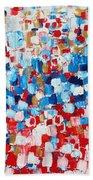 2014 31 Russian Flag Beach Towel