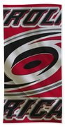 Carolina Hurricanes Beach Towel