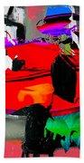 Michael Jackson Beach Towel by Marvin Blaine
