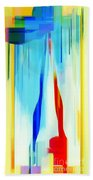 Abstract Series Iv Beach Towel