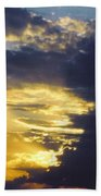 Sky Scape Beach Towel